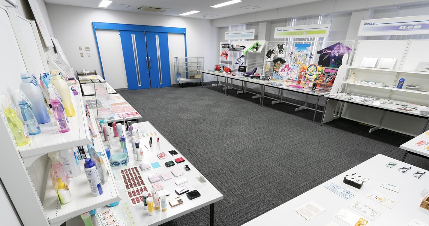 大阪工場展示室