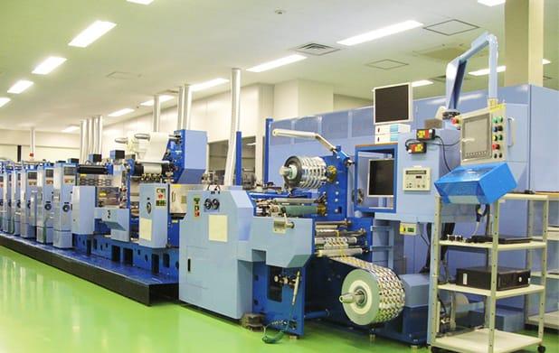 Rotary Offset Printing image