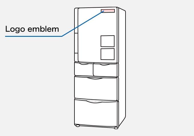 Refrigerator Logo emblem